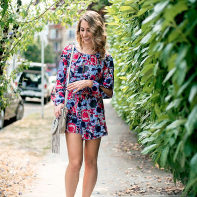 weekends were made for rompin' around