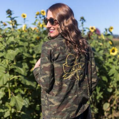 fall jacket style