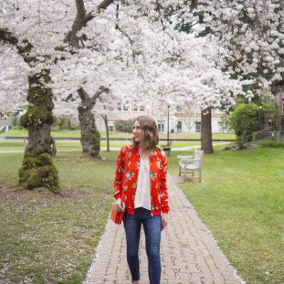 my top five spring activities in seattle