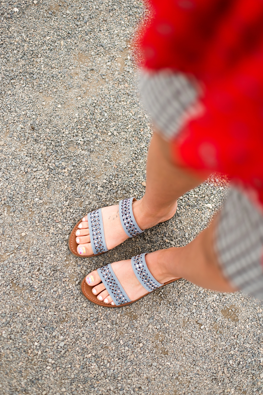 diary of this girl, seattle fashion blogger, fourth of july, sandal weather