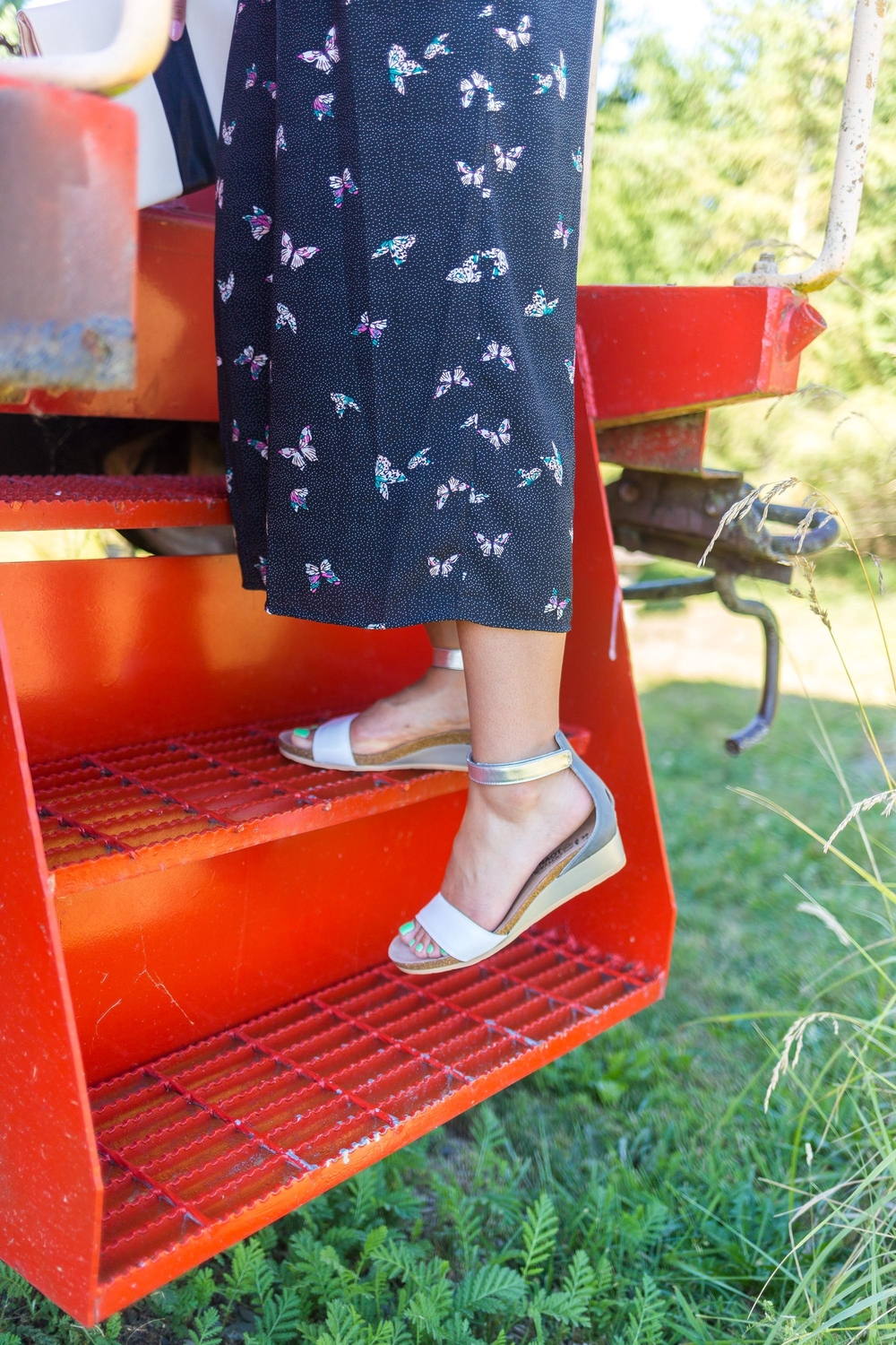 diary of this girl, naot footwear, summer sandals