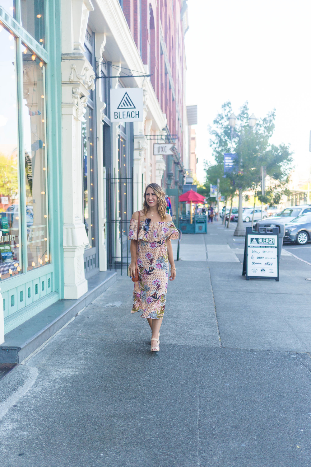 diary of this girl, travel blogger, downtown tacoma