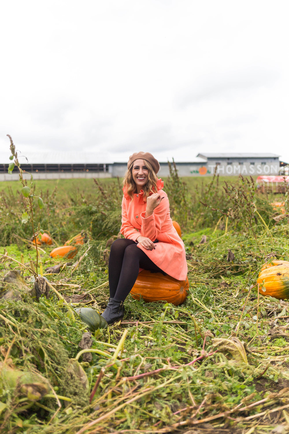 seattle fashion blogger, diary of this girl megan, pumpkin farm