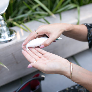 seattle beauty blogger, skincare routine, acne-prone skin