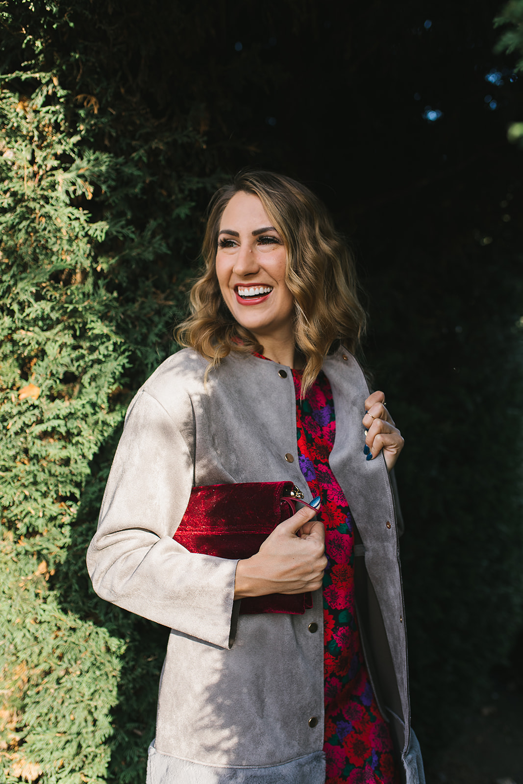 seattle fashion blogger, diary of this girl, holiday list