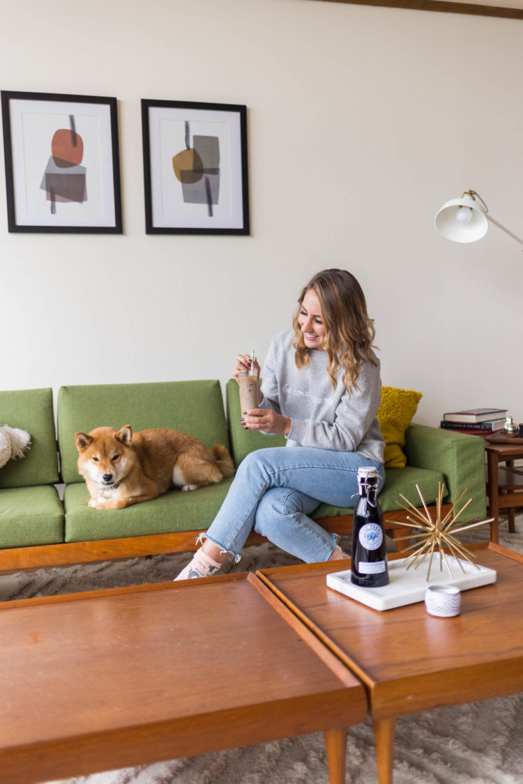 diary of this girl, drink recipes, at-home drink recipe