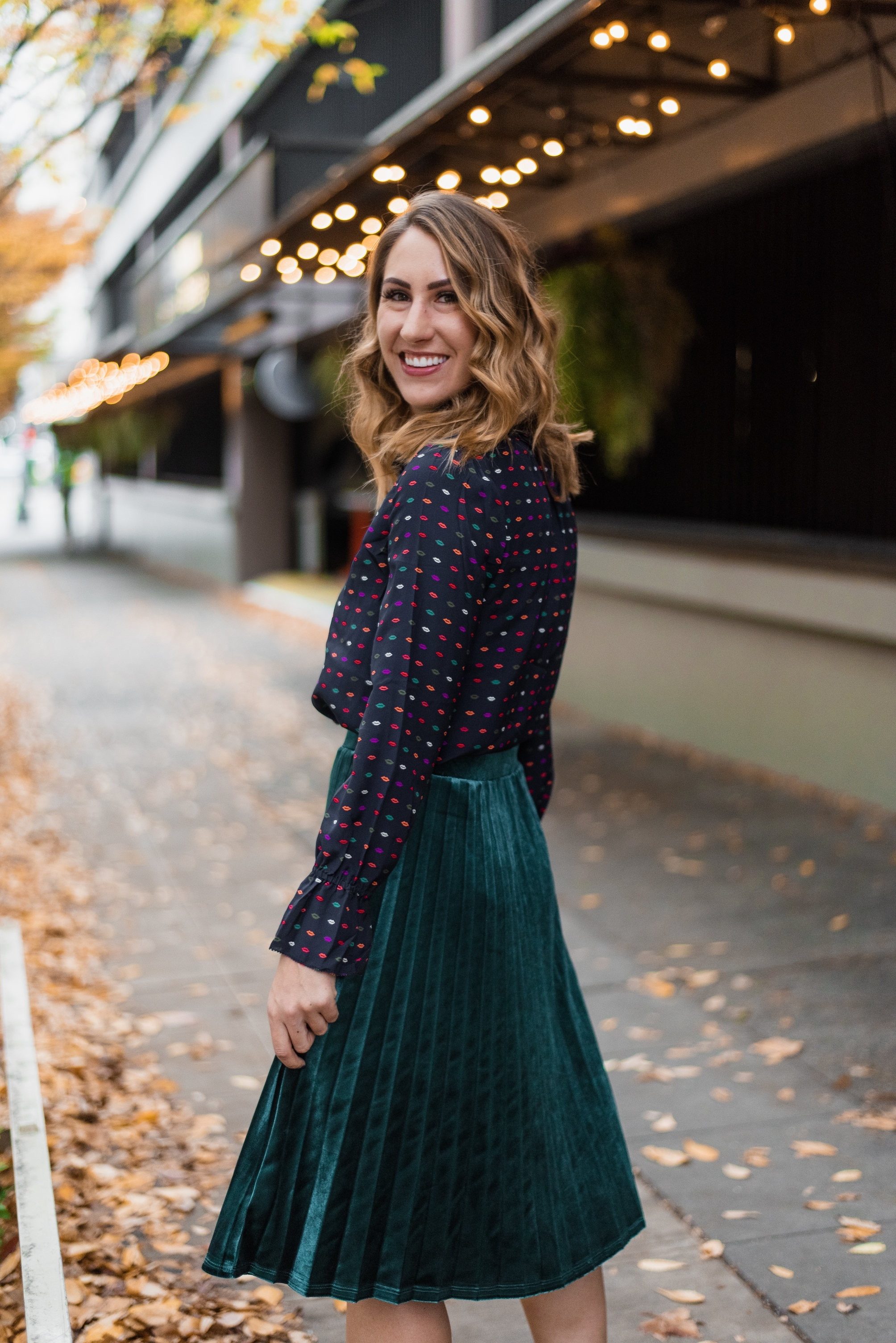 seattle fashion blogger, holiday style, diary of this girl megan