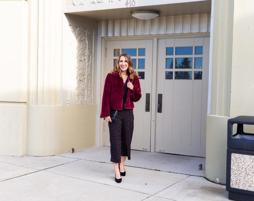 diary of this girl megan, seattle blogger, gwynnie bee jumpsuit