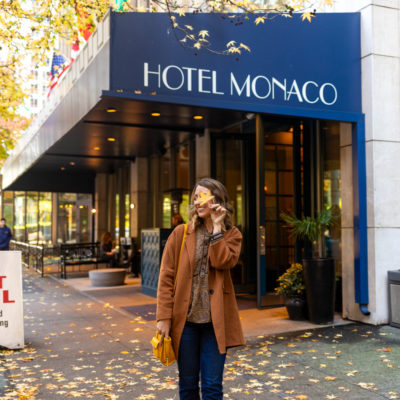 hotel monaco seattle, kimpton hotel, stay human project, seattle