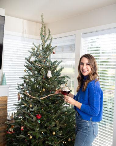 holiday recipes, holiday drinks, cascade ice