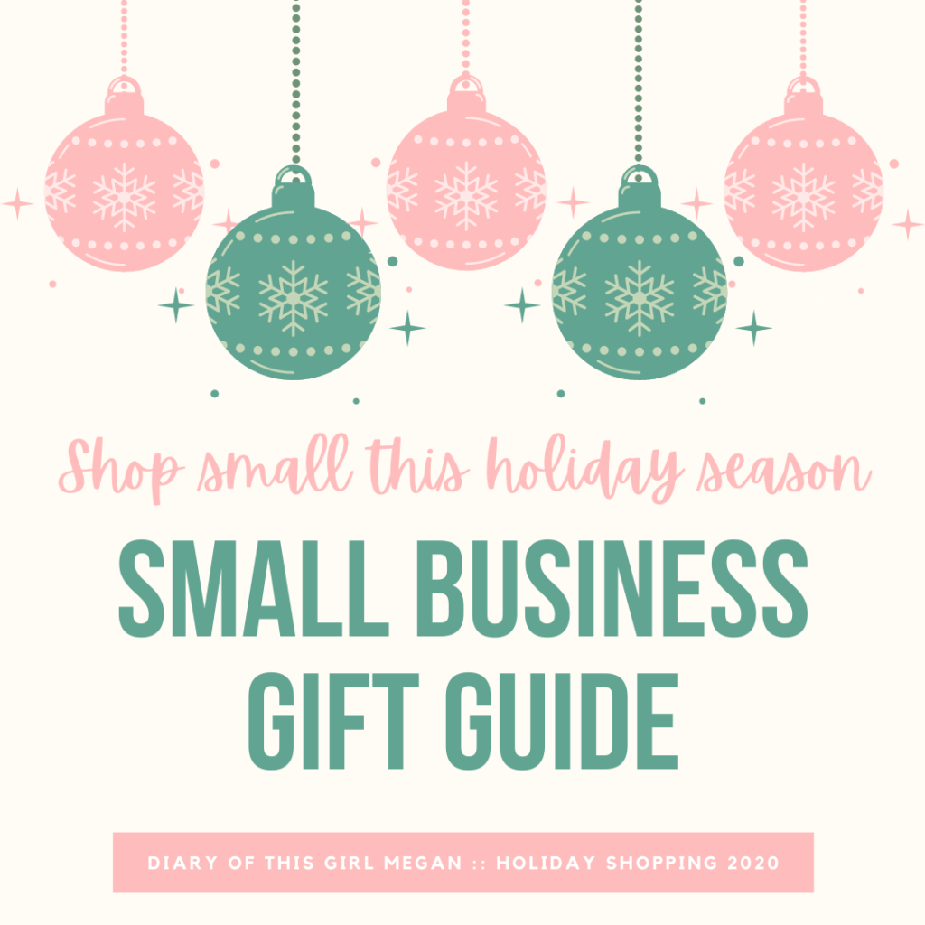 holiday gift guide for small businesses